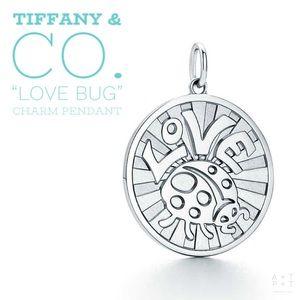 "Tiffany & Co. ""Love Bug"" Charm"